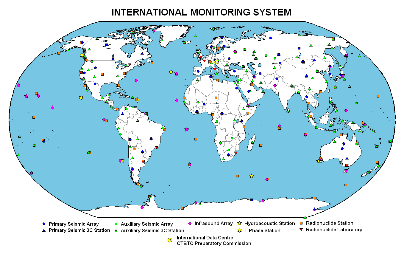 The International Monitoring System (IMS)